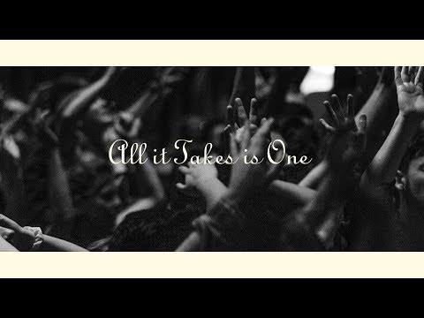 All It Takes Is One (Official Audio) - Sean Feucht | WILD