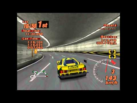 Gran Turismo 2 - Lister Storm V12 (Special Stage Route 5)
