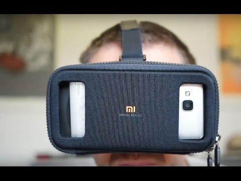 Xiaomi 3D VR Virtual Reality Headset Glasses