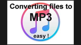 converting-itunes-music-to-mp3-files---easy