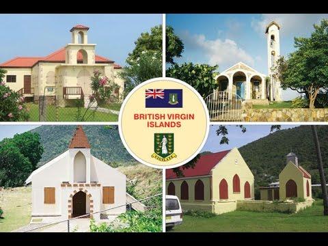 Виргинские Острова - Ангилья - Антигуа и Барбуда