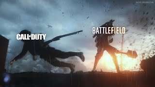 Battlefield 1 is better than COD WW2 | PS4 Pro