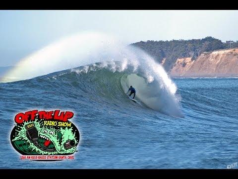 World Record Holder Shawn Dollar, Off The Lip Radio Show - Surf Channel