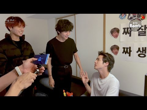 [BANGTAN BOMB] Jin's birthday party behind the scenes – BTS (방탄소년단)