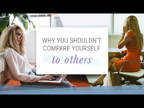 Don't Compare Yourself To Others | Jack Canfield