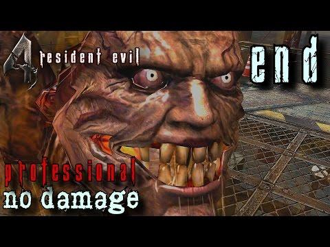 Resident Evil 4 Hd Professional Walkthrough End Saddler Boss