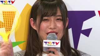 2018年5月24日放送 アシスタントMC:#佐藤朱(#AKB48 #Team8) #下北...