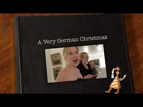 A Very German Christmas Song