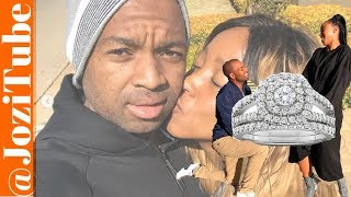 WOW💋❤Kaiser Chiefs Itumeleng Khune & Sbahle Mpisane are getting married