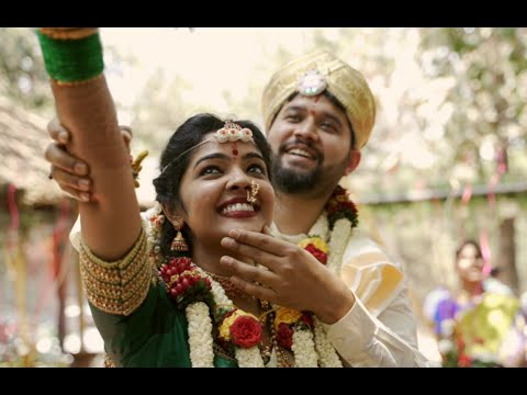 When Chai Met Coffee | South Indian Traditional Wedding | Ba