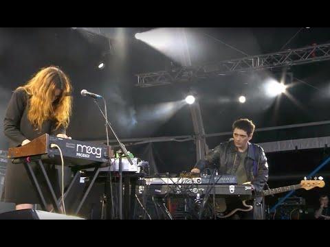 Mueran Humanos Espejo en la Nada - live performance