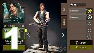 The Walking Dead: No Man's Land - Gameplay Walkthrough Part 1 (Android Games)