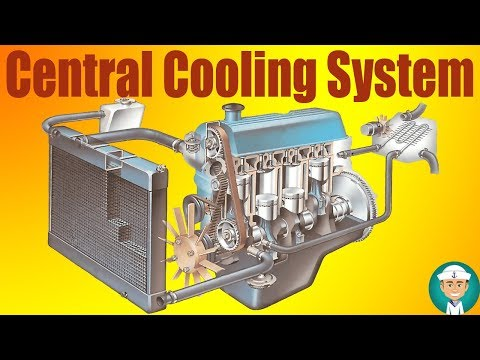 Central Cooling Water System