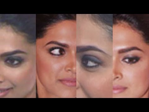 Deepika Padukone's SEXY Smokey Eyes - YouTube