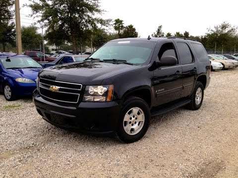 2009 chevrolet tahoe ls 2wd 4 8l review walkaround. Black Bedroom Furniture Sets. Home Design Ideas