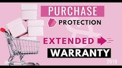 Purchase Protection & Extended Warranty 2019 (How To Protect Your Expensive Purchases)