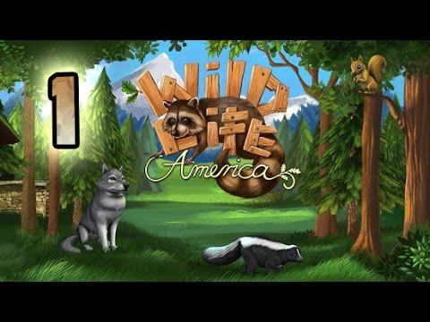 Wildlife: America (iOS, Android) Gameplay #1