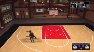 Little Kid Cries Over 1v1/NBA 2K17 TROLLING *CRYING*