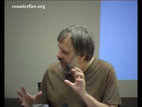 Slavoj Žižek -  Living In The End Times. Speech at London School of Economics July 2010
