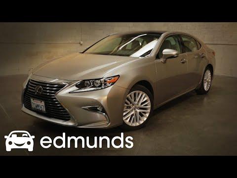 2018 Lexus ES 350 Review | Edmunds