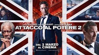ATTACCO AL POTERE 2 - Trailer italiano ufficiale