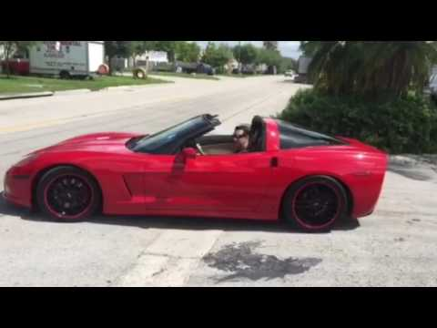 2007 Corvette C6 Diablo Sport tuned