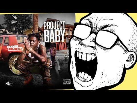 Kodak Black - Project Baby 2 MIXTAPE REVIEW image