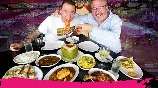 Elevated INDIAN FOOD You MUST TRY at Moksha Indian Brasserie   Fort Lauderdale, Florida