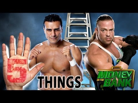 5 Money in the Bank MVPs - 5 Things
