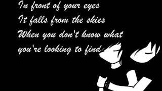 With me  - Sum 41( lyrics)