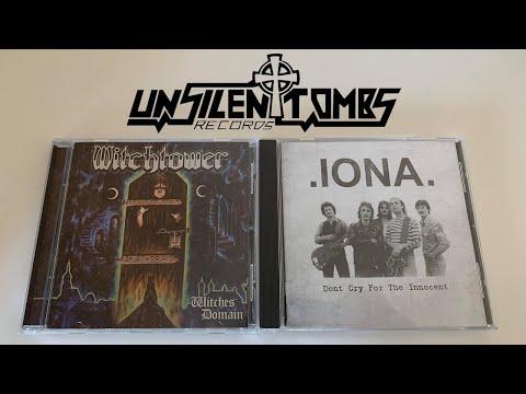 Metal Mailbox #39 - Unsilent Tombs Records
