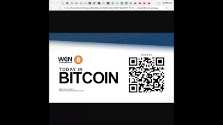 Today in Bitcoin (2018-04-23) - MadBitcoins 5 Year Anniversary - Bitcoin $9000 - Goldman Sachs