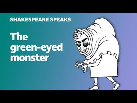 The green-eyed monster - Shakespeare Speaks
