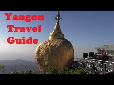 Yangon 2018 | Complete Yangon, Myanmar Travel Guide