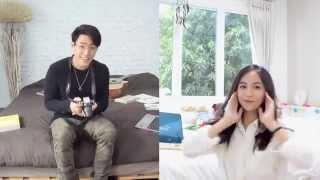 Perhaps Love - Thai-Korea Ver. [ Covered by Teng1 feat. Joy GAIA ]