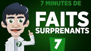 7 minutes de faits surprenants #7 thumbnail