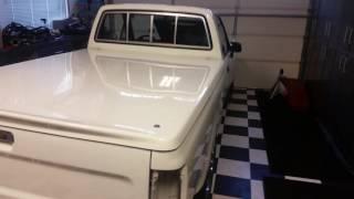 89 Toyota Pickup LS Swap