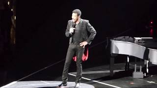 Lionel Richie We Are the World U.S.A. for Africa cover LIVE Houston HD 8 4 17.mp3