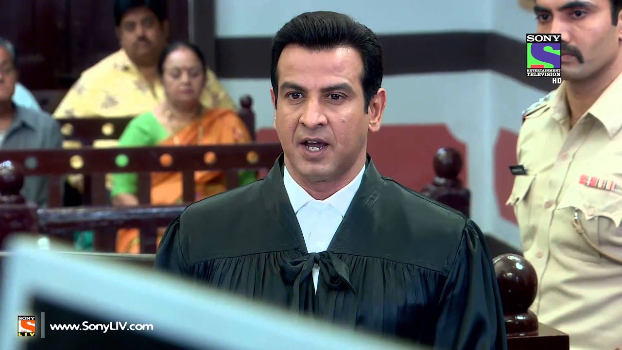 Adaalat - अदालत - Kadghare Mein Judge - Episode 368 - 24th October 2014