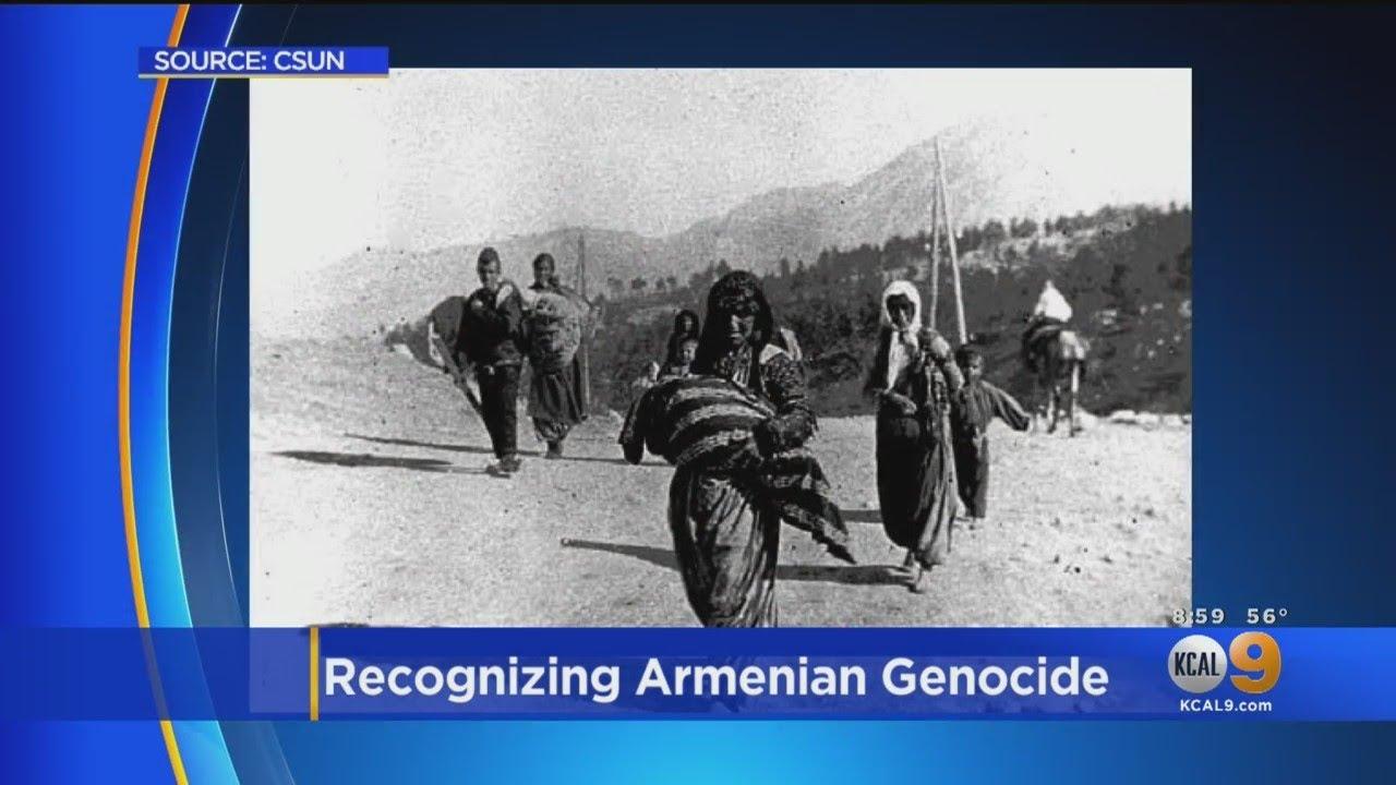 Armenian leader praises Biden's genocide recognition
