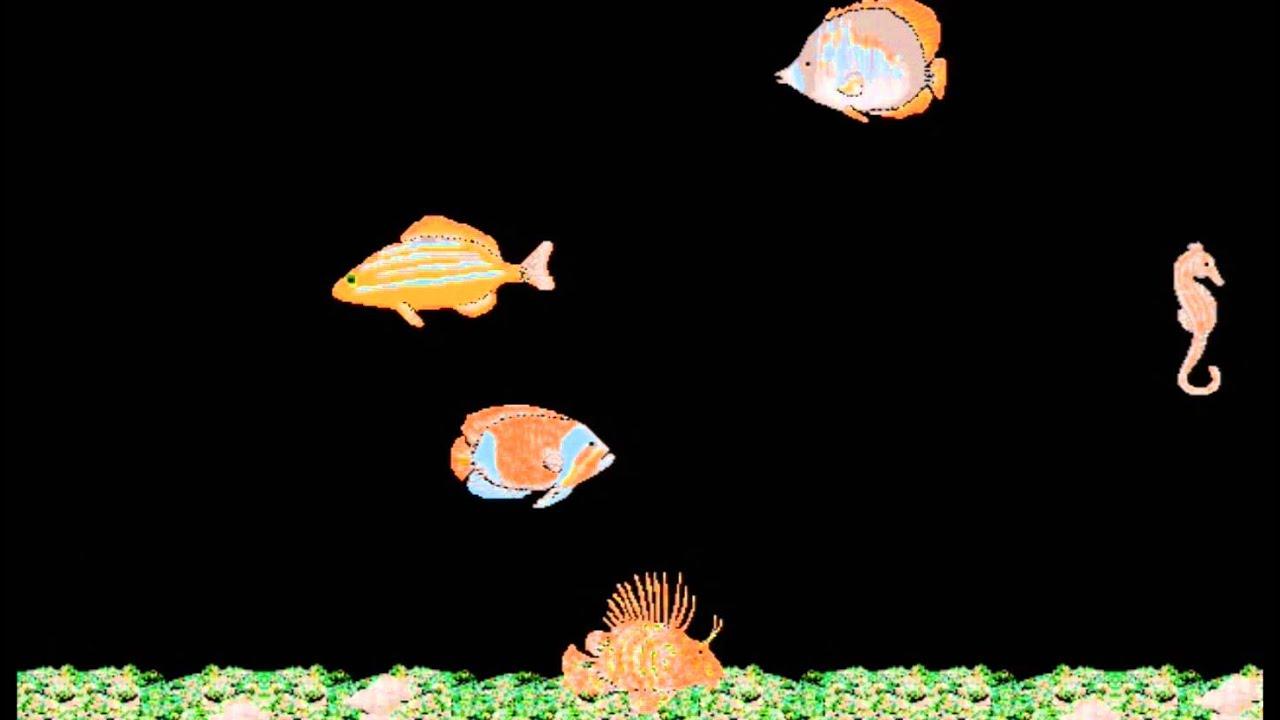 Opus 39 N Bill Bloom County Screensaver 1993 05 16 39 Fish