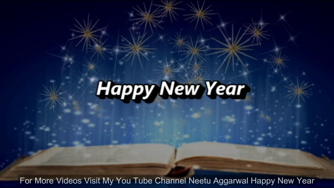 Happy New Year,New Year Prayer - YouTube