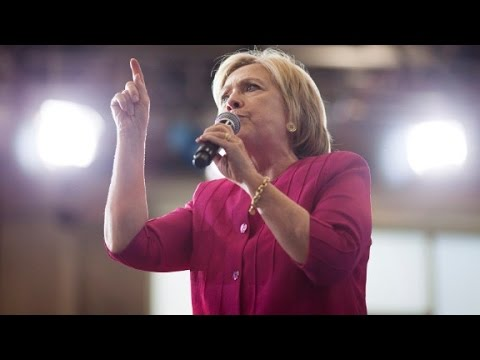 Clinton Foundation to change policy if she wins