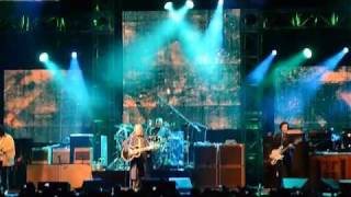 Tom Petty - Learning to fly (at the Oracle appreciation event 2011)