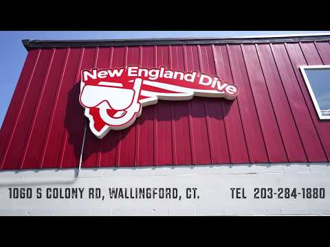 2018 Shop Tour Of New England Dive - Wallingford, CT