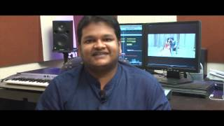 Ghibran talks about Mounam Paesum Song - Amarakaaviyam