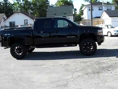 Lifted 2010 Chevrolet Silverado Winnipeg Mb Used Truck Dealer Loans Finance You