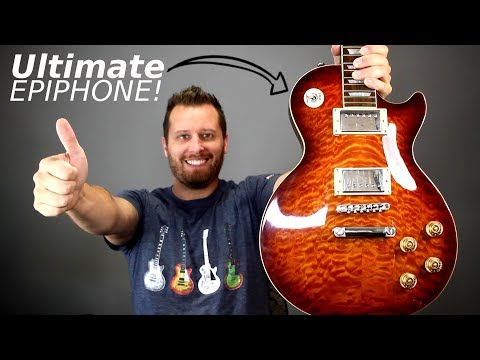 Building The ULTIMATE EPIPHONE! – One Les Paul To Rule Them All!