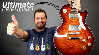 Building The ULTIMATE EPIPHONE! - One Les Paul To Rule Them All!