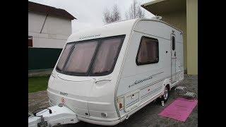Жилой прицеп,кемпер,автодом,дом на колёсах  SWIFT 2002 года с мувером